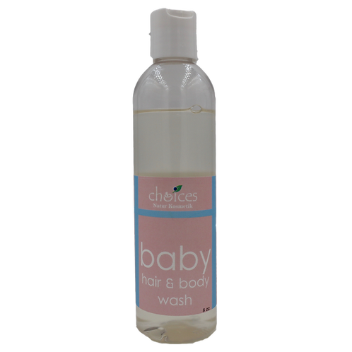 Baby Hair and Body Wash