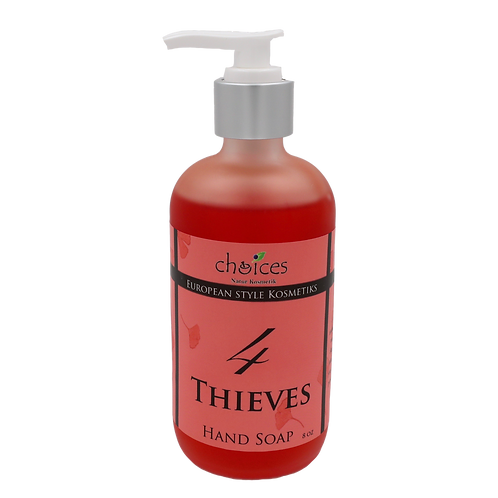 Four Thieves Hand Soap