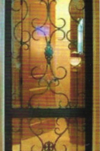 SD-020 Single Door Radius Top