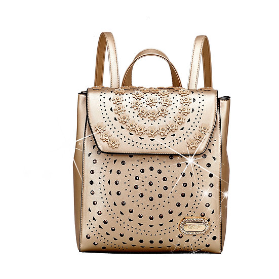 Rosè Twinkle Star Affordable Backpack for Women Fashion