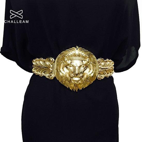 Golden Waist Fashion Belt