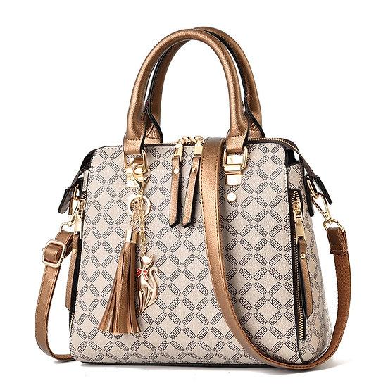 Hanbag Bag Luxury Leather Handbag Crossbody Bag