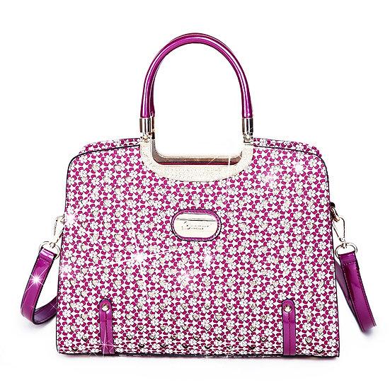 Galaxy Stars Meraki Crystal Fashion Handbag