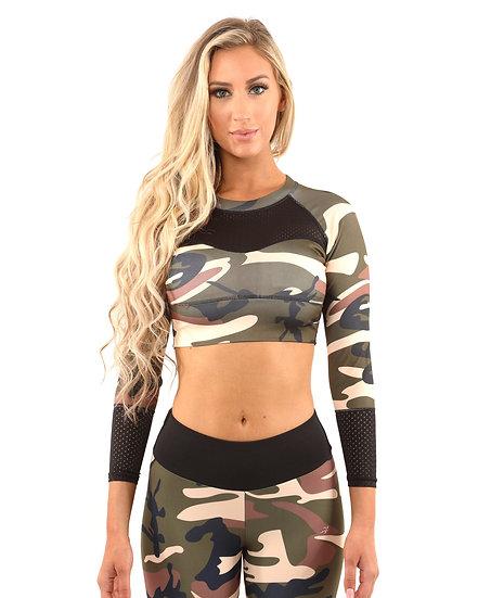 StylezbyFuse  Camouflage Sports