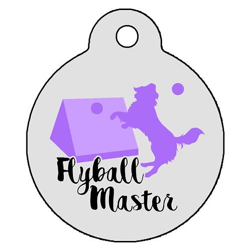 "Adresówka ""Flyball master"""