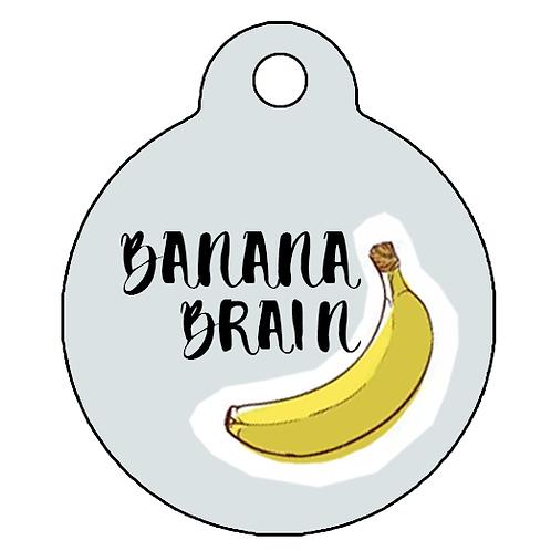 """Adresówka """"Banana brain"""""""