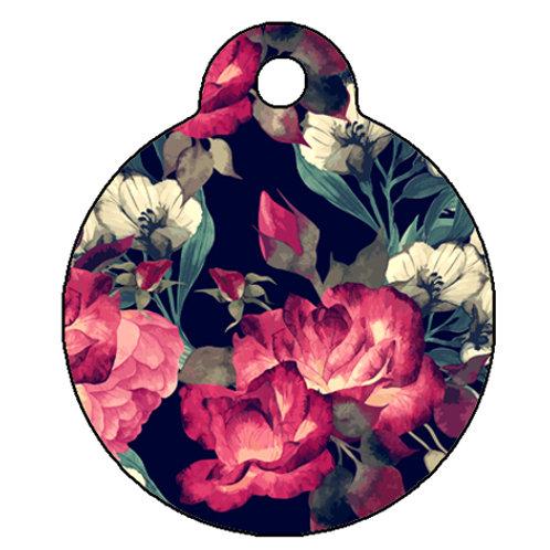 """Adresówka klasyczna """"Dzika Róża"""""""