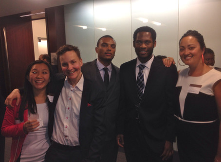 JETAANC at the 2014 Conference on Diversity in International Affairs
