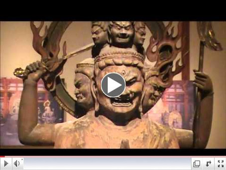 Clark Center opening spring exhibition with Buddhism theme art – Central Valley