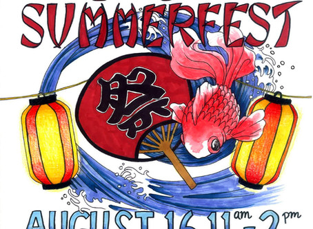 Fairfield Sister City Program Holds 2nd Annual Japan Summerfest Fundraiser