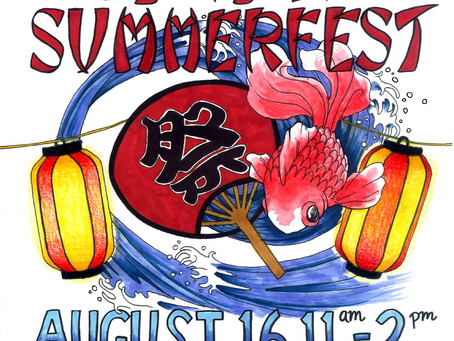 Fairfield Sister City Program Holds 2nd Annual Japan Summerfest Fundraiser