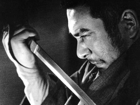 Samurai Movie Night 3: Zatoichi the Fugitive – 11/2, JCCCNC