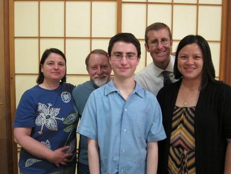 2012 Scholarship Winner Announced