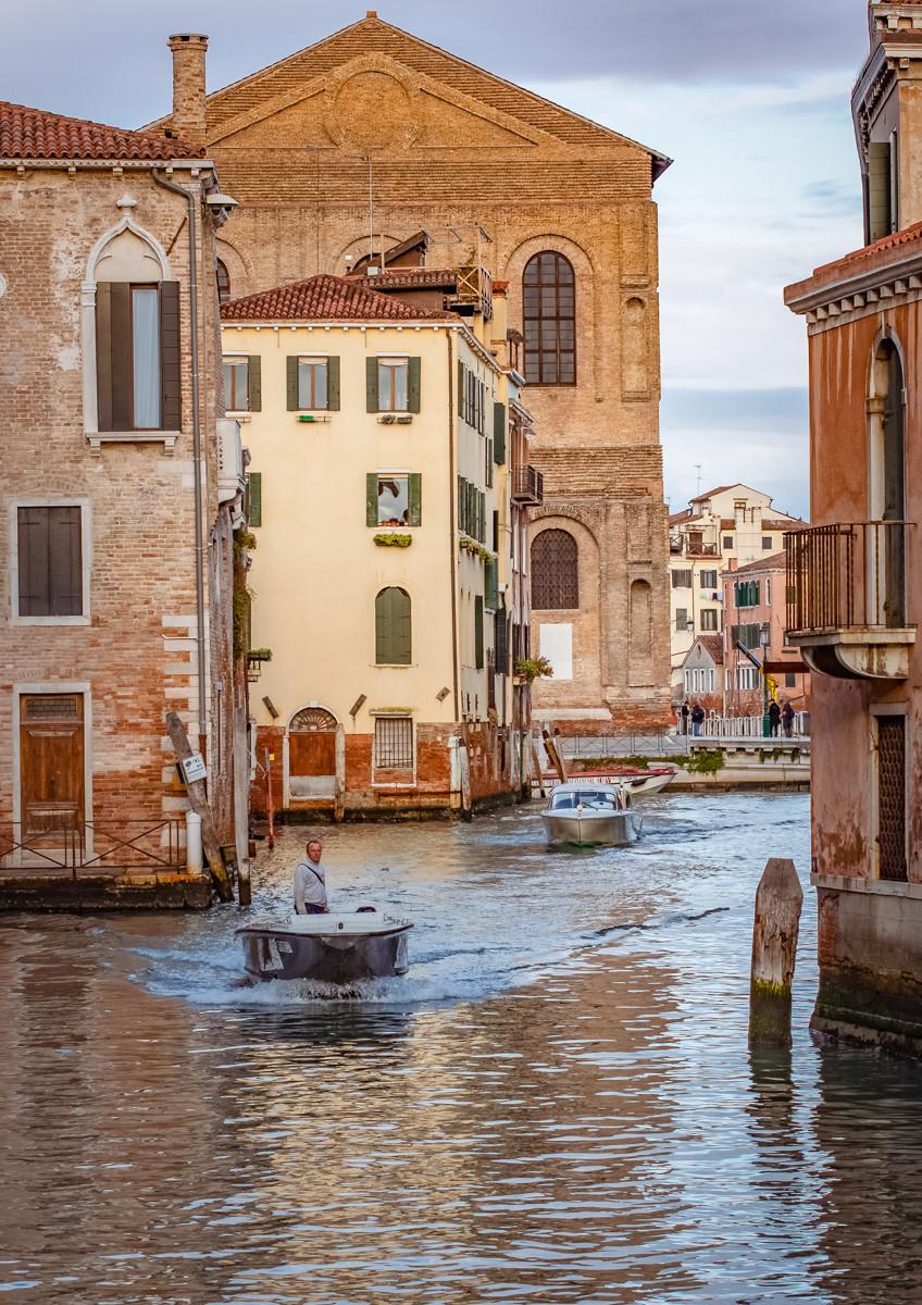 COLOUR - Venice by Philip Croft (11 marks)