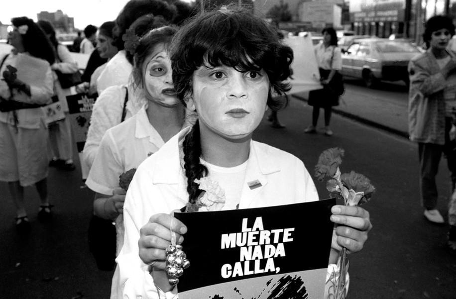la que nada calla, 1991