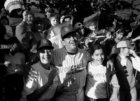beisbolista, washington, d.c. 1999 © Reuters