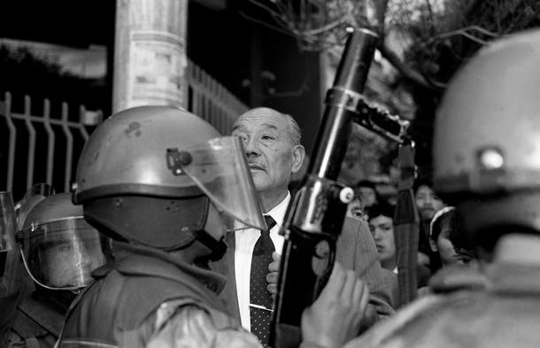 pensionado, la paz, 1998