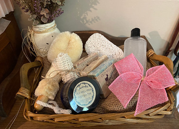 Gift Basket upon request