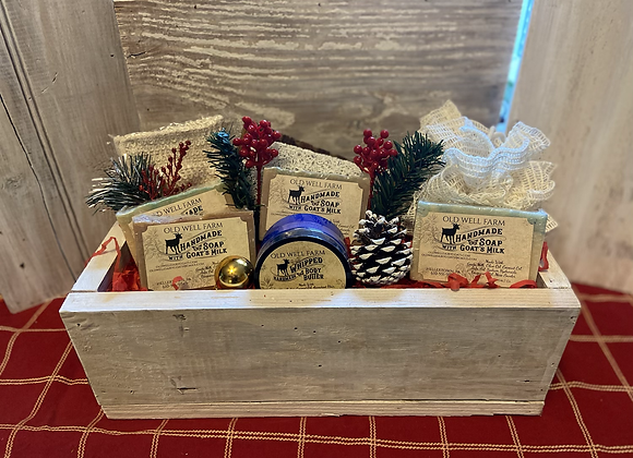 Large Christmas Gift Box
