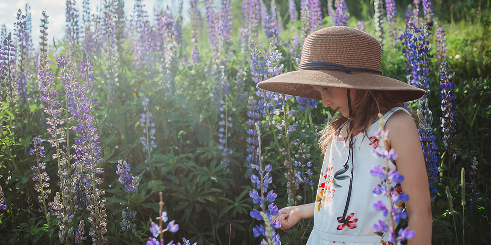 Wildflower session