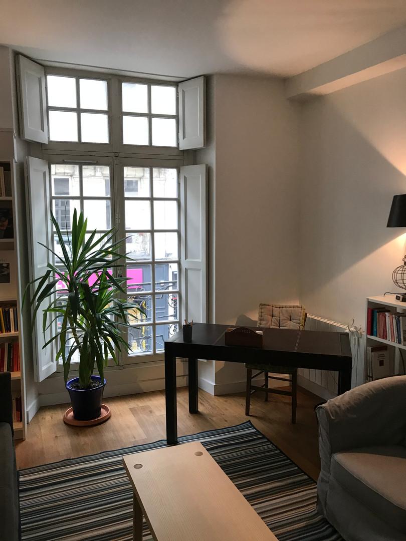 Cabinet du psychologue à Nantes