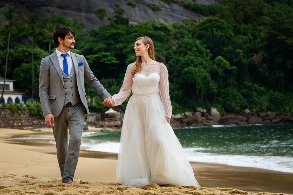 свадьба в Рио-де-Жанейро