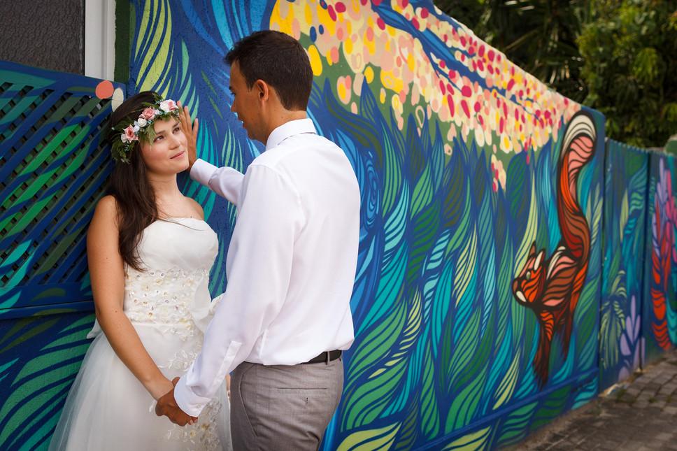 свадебная фотосессия Рио-де-Жанейро