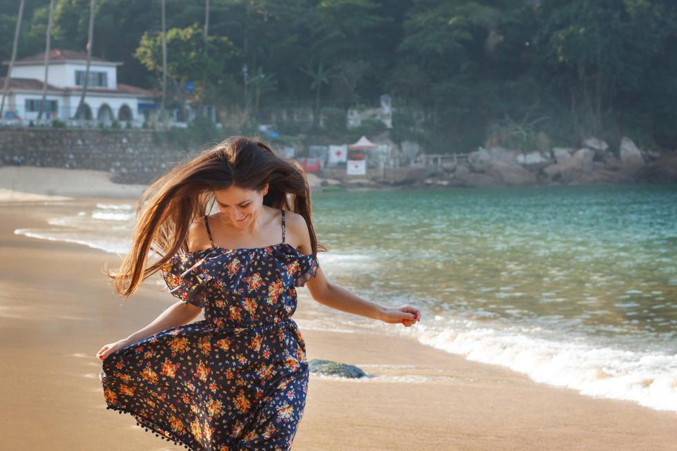 фотосессия на пляже Рио-де-Жанейро