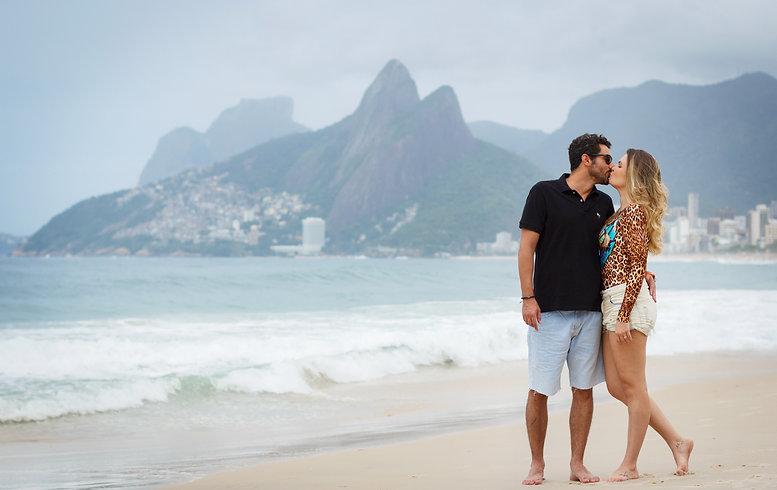 Love-story photosession Rio de janeiro фотосессия на пляже ипанема в рио де жанейро