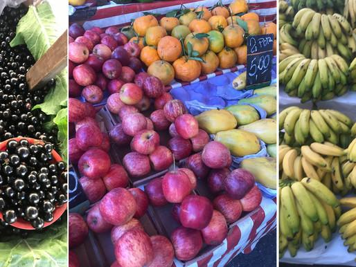 Рынки в Рио-де-Жанейро