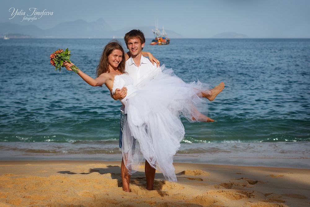 свадебная фотосессия бразилия