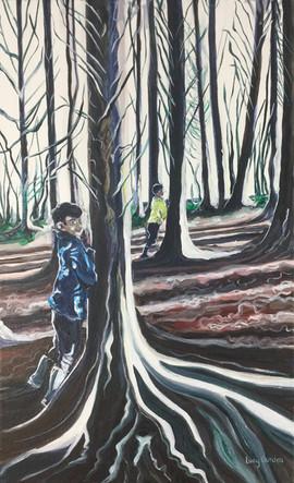 Woods - Hiding