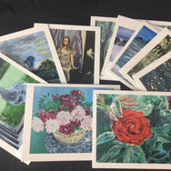 10 x assorted A6 cards