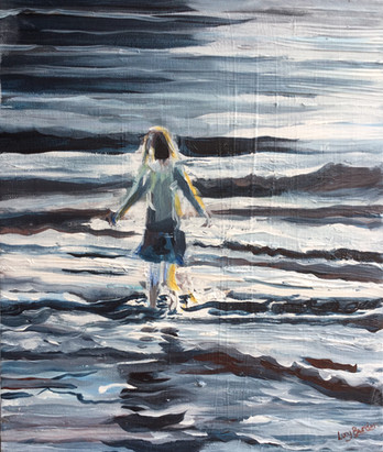 Girl in the Sea 2