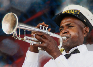 The vibrant brass band tradition born in New Orleans thrives to this day.