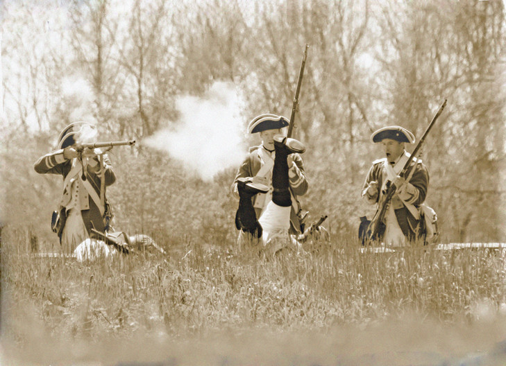 Old Fort Erie is transformed into the Revolutionary Period with battle re-enactments that tell the story of the earliest military history in what would become Canada.