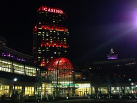 Niagara Falls is home to world-class casinos.
