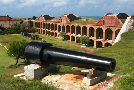 Fort Jefferson, Dry Tortuga Islands