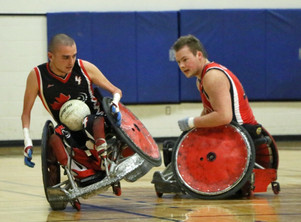 Canadian Paralympic Wheelchair Rugby