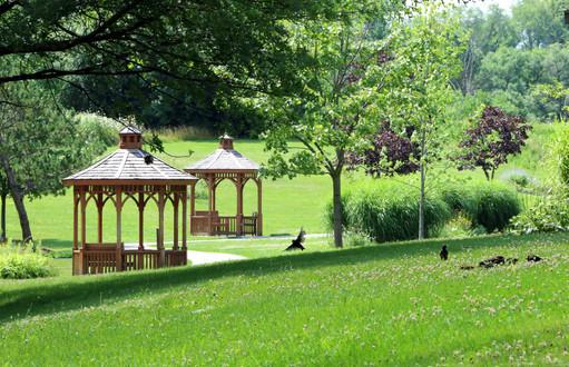 Veterans Park at Parkwood Institute