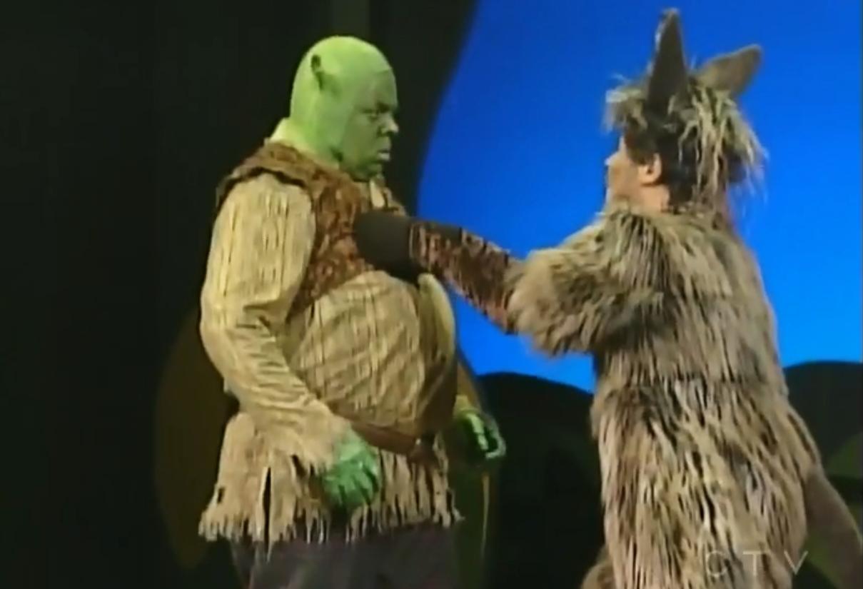 Shrek at the Grand Theatre