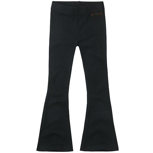 Black Moon - flared pants