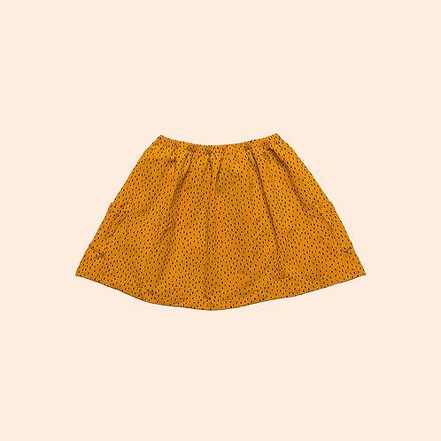 Goldie Dots - skirt