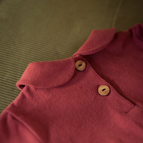 Classy Mary - collar shirt