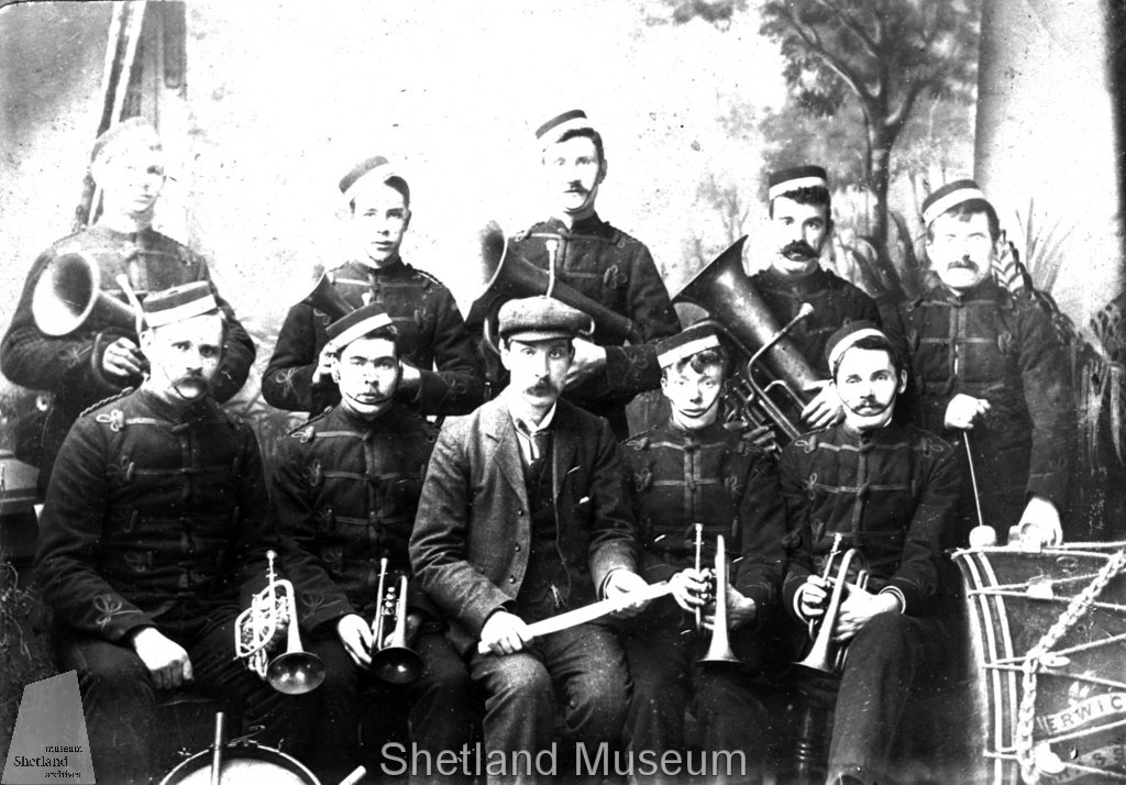 Band in 1899