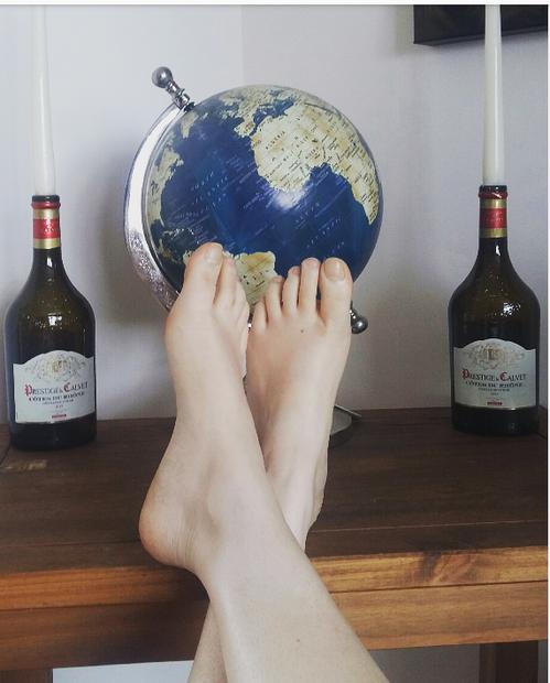 Why My Feet?