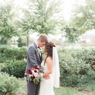 Maria + Michael   Bloomington, IL Wedding