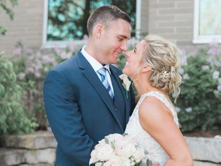 Courtney + Kevin   Chicago, Illinois Wedding Photographer
