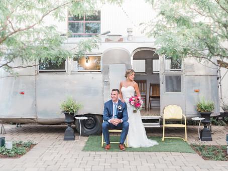 Dana + Ryan   Chicago Illinois Wedding Photographer   Warehouse 109 Plainfield Illinois