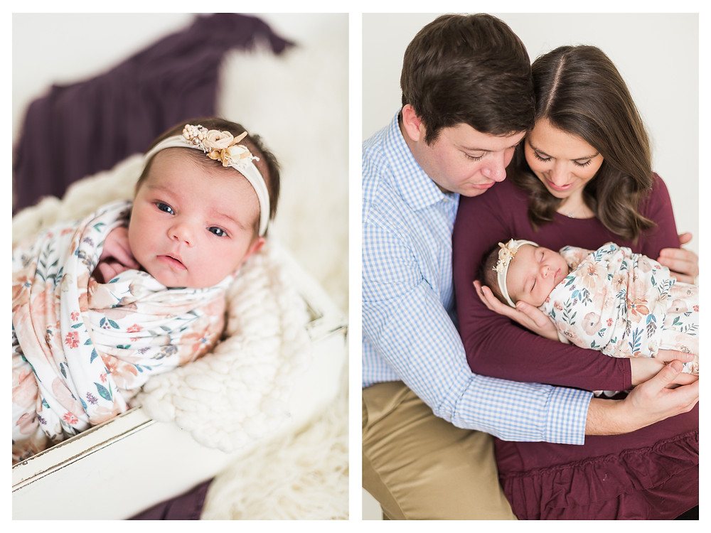 newborn photographer in Central Illinois